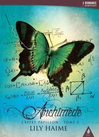 Couverture L'effet papillon, tome 2 : Archimède