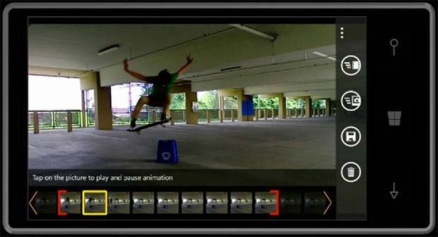 Microsoft updates Blink for Windows Phone 8 with GIF-like clip creation (video)