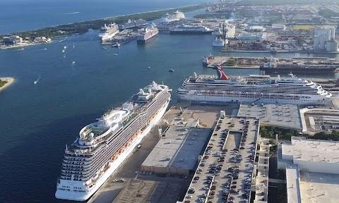 Cruise Ship Terminal Ft Lauderdale Florida