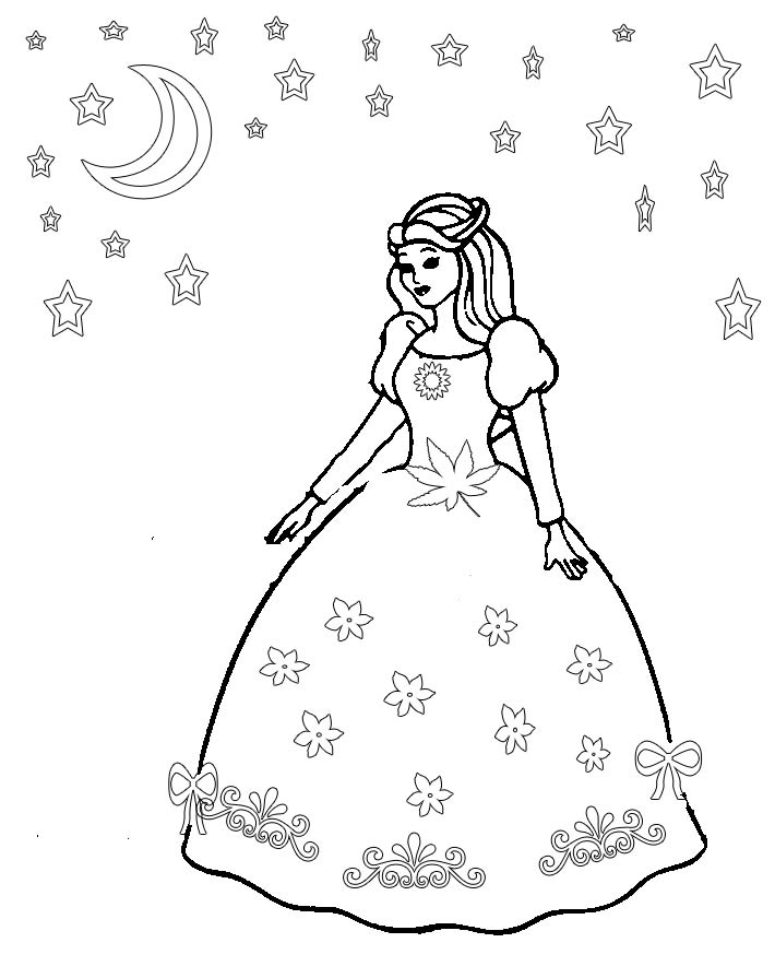 Hot Girl Coloring Pages at GetColorings.com | Free ...