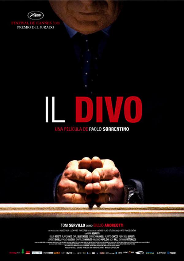 Il divo (Paolo Sorrentino, 2.008)