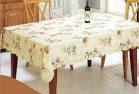 PVC Non-Woven Flower Design Table Linen - Sell Table Linen on Made-