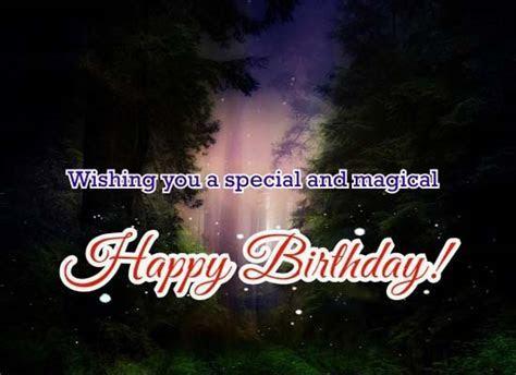 Birthday Wish With Fireflies. Free Happy Birthday eCards