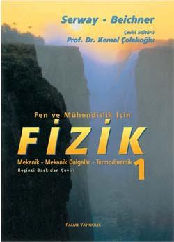 Fizik 1, Palme yayınevi, Serway, Beichner