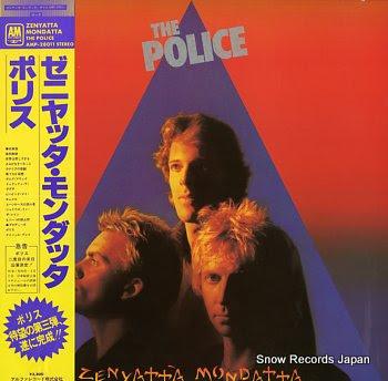 POLICE, THE zenyatta mondatta