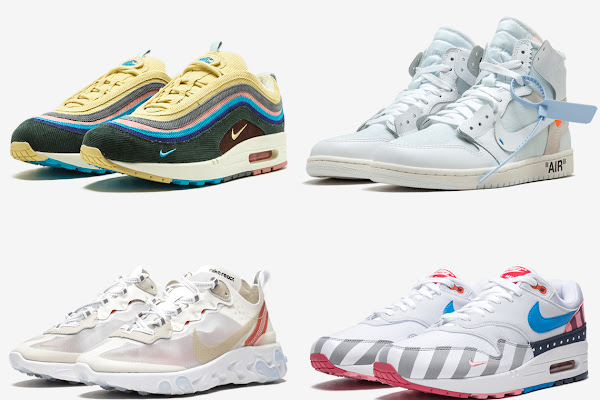 1f6b2420e5 Off-White, Parra, And More Restocks Coming To Nike SNEAKRS Europe 1 Year  Anniversary