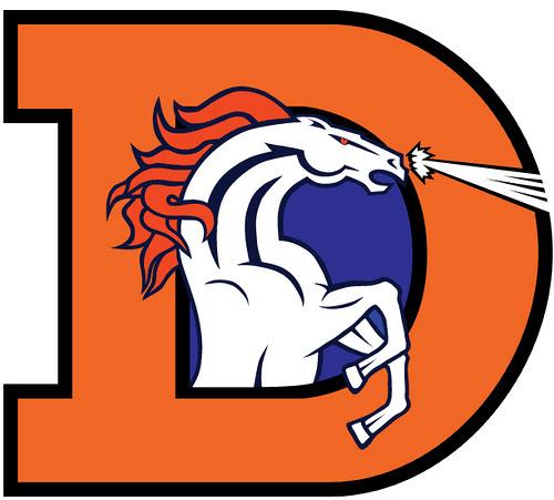 Denver Broncos Logo Bronco Logo Old Denver Broncos And Broncos Jpg