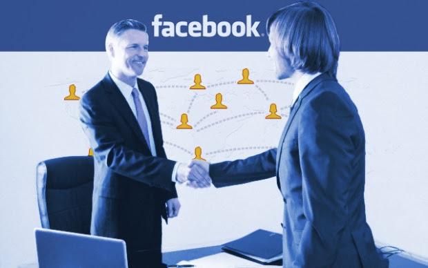 Facebook ajuda recrutadores em seleção de candidatos (Foto: Facebook ajuda recrutadores em seleção de candidatos)