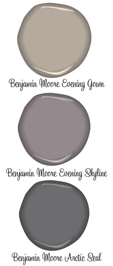 Benjamin Moore for fall