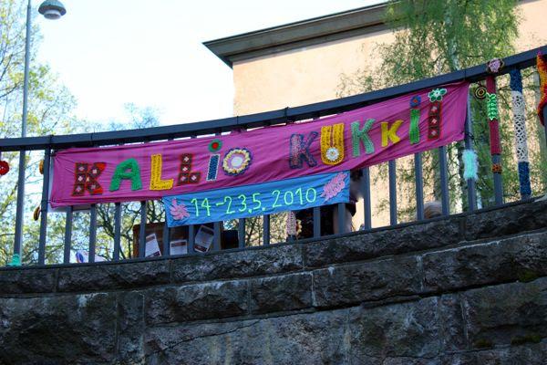 Kallio Kukkii festival 100515