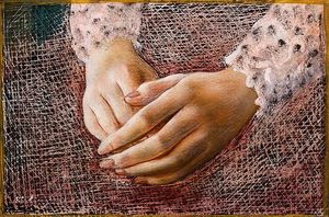 Les mains - Moise Kisling