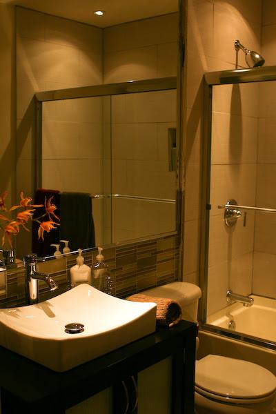 Creating Amazing Small Bathrooms