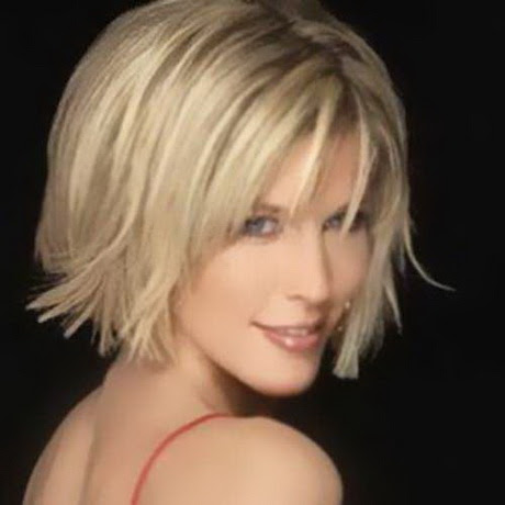 More Hairstyles Bobs 2016 Layered Short