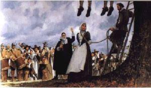 Purtitan Persecution of Quakers