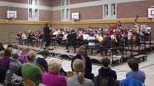 Chor- und Orchesterkonzert am Suitbertus-Gymnasium am 1. Februar 2012