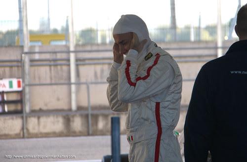 Ya huele a F1