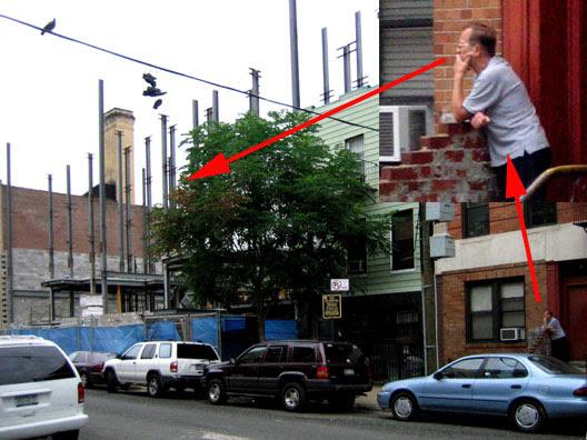 The Thinker of Huron Street