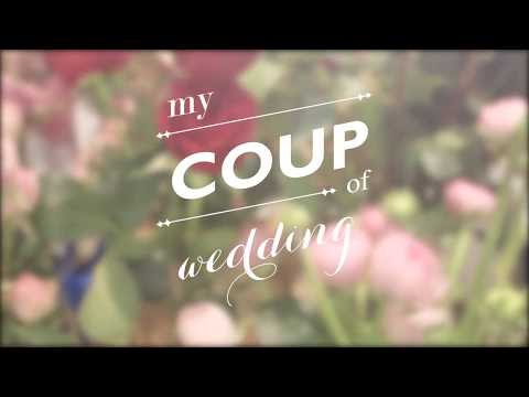 about my coup of wedding...