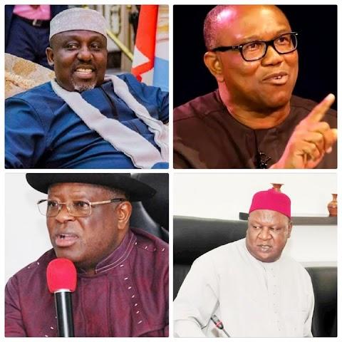 2023: Okorocha Wins Igbo Vote For Presidency~vox Pop Online Poll