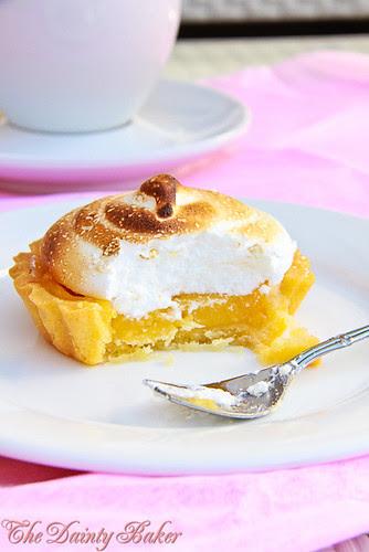 Mango Lemon Meringue Tartlettes-19
