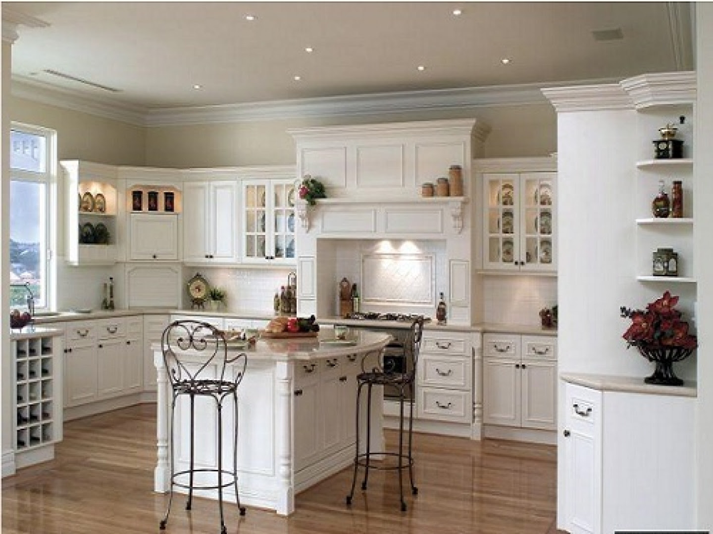 The Best Material For Kitchen Flooring For Dark Cabinets ...