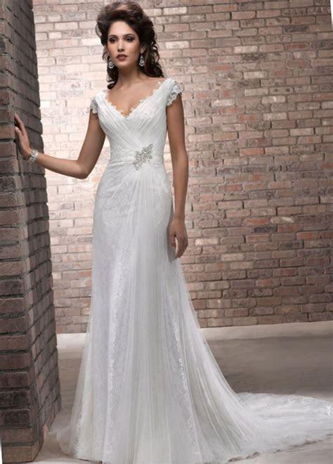Ivory wedding dresses for older brides (update July