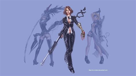 Yuna final fantasy x 2 turk wallpaper   (64529)