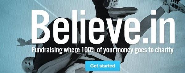 Believe.in, conectando fundadores con organizaciones para la caridad