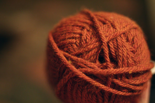 Every ball of yarn dreams of becoming something more.