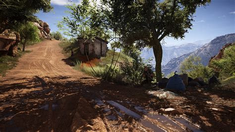 ghost recon wildlands closed beta  screenshots  blow