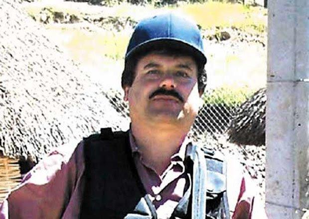 """Joaquín Guzmán Loera, """"El Chapo"""". Foto: Internet"""
