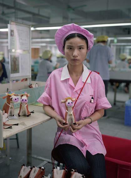 fabrica china trabajadores chinos mattel juguetes 09