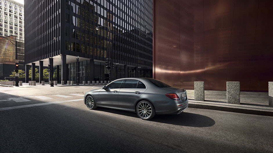 Look for the 2017 E-Class in Fletcher Jones' Extensive ...