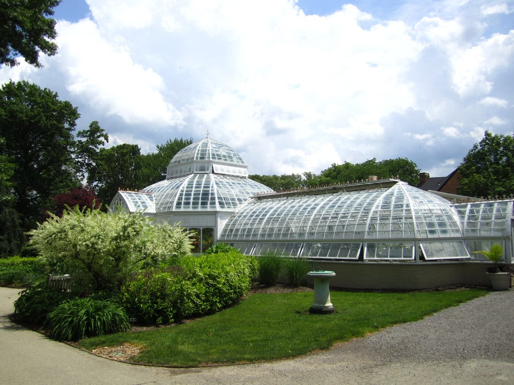 Frick Art & Historical Center - Pittsburgh, PA, United States. The Greenhouse