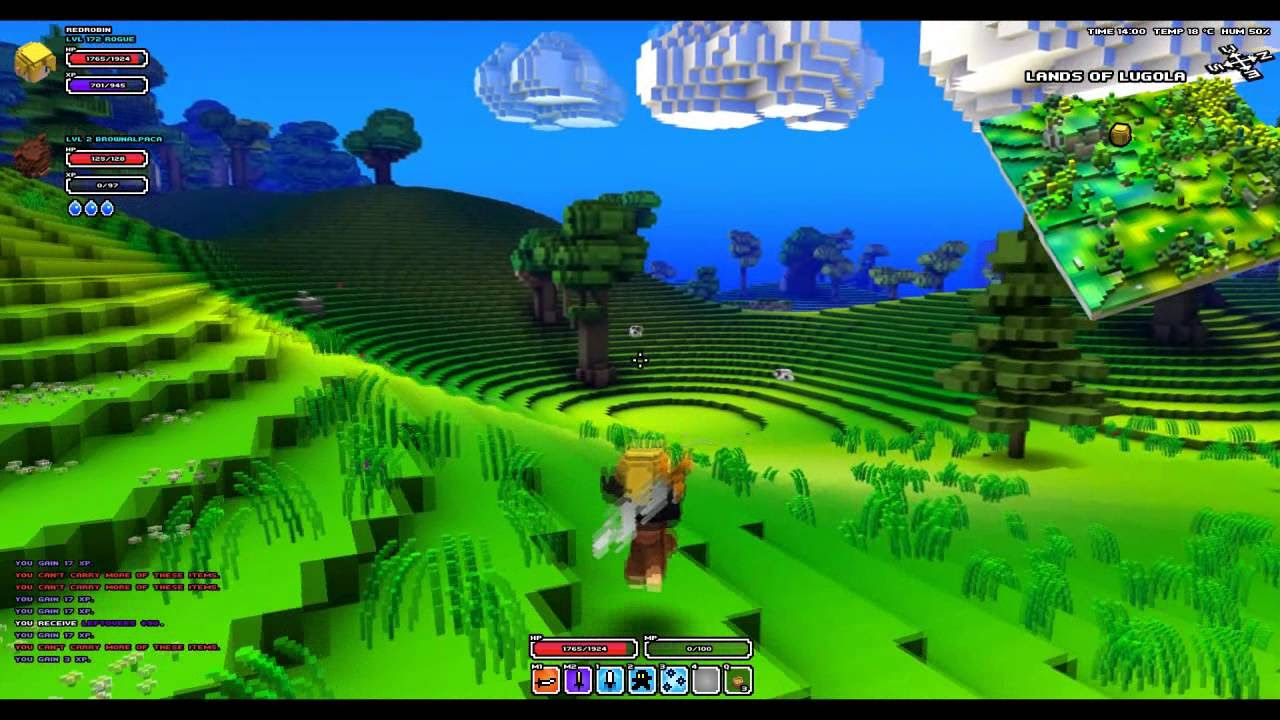 Cube World Pet Guide! Taming and Riding How To - YouTube