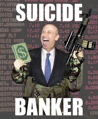 Collapse Roundup #5: Goliath On The Ropes, Big Banks Getting Hit Hard, Banking Cartel's Crimes Blowing Up In Their Face