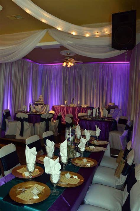 Indoor Wedding Venues Georgia   Princess Ballroom