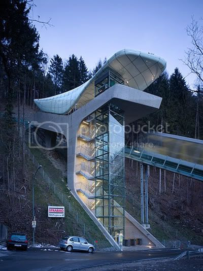 Nordpark Cable Railway: Alpenzoo Station 2