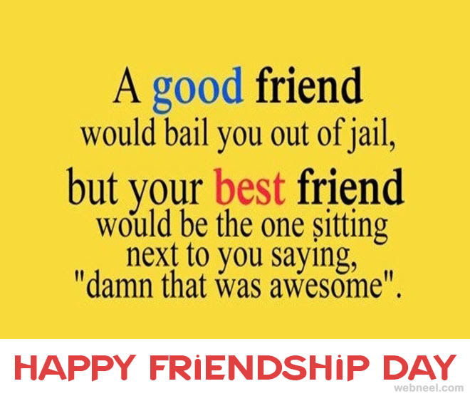 Best Friendship Day Whatsapp Status Messages