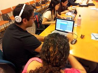 Creating Digital Music 101: GarageBand, 10 Nov 2012