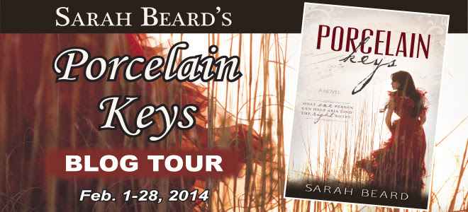 Porcelain Keys blog tour
