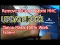 Cara Reset Akun Mi di Redmi Mi4C Tanpa Flash