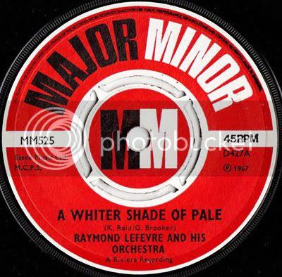 Raymond Lefevre - Whiter Shade of Pale