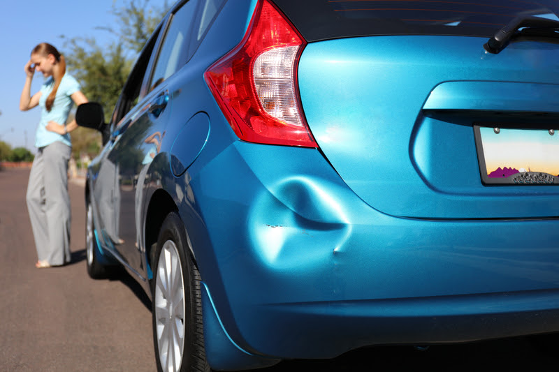 Even Fender Benders Can Cause Serious Injuries  Personal Injury