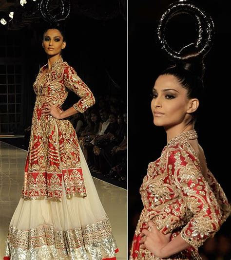 17 Best images about Punjabi Wedding Gown on Pinterest
