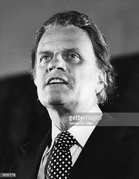 Billy Graham Evangelist Stock Photos and Pictures | Getty ...