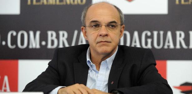 Eduardo Bandeira de Mello entregou carta com sugestões de melhorias para arbitragem