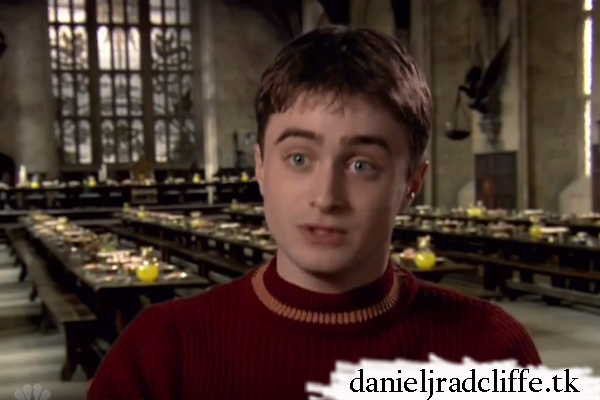 NBC's Making of The Wizarding World of Harry Potter