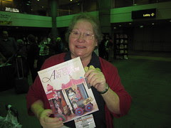 CHA Day 4: My Book Signing! 14