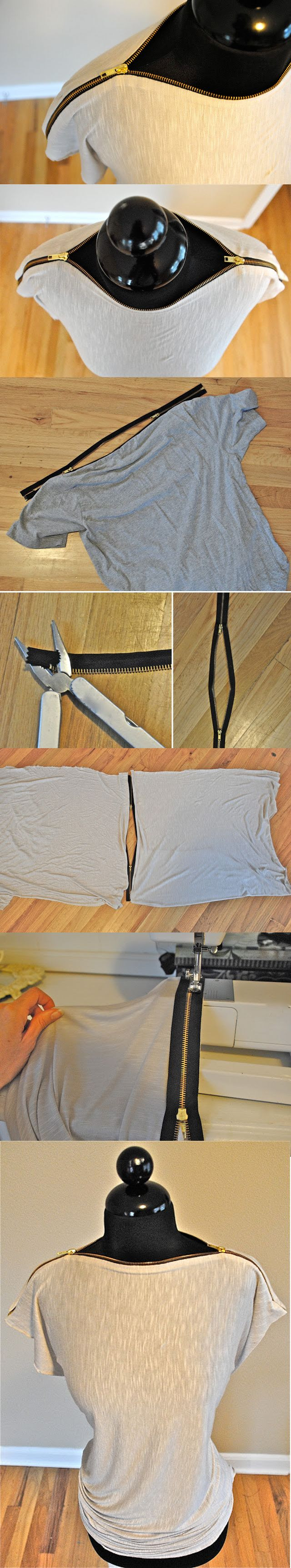 DIY: 12 Fashion Projects